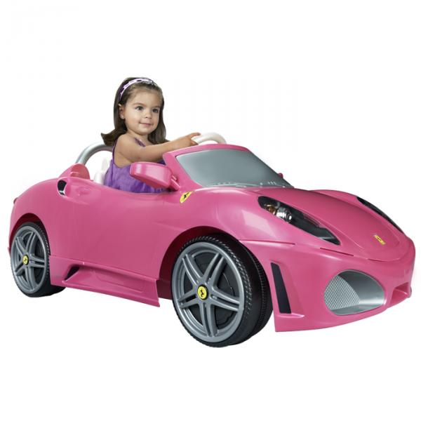 Feber Ferrari F430 Girl Pink Parts