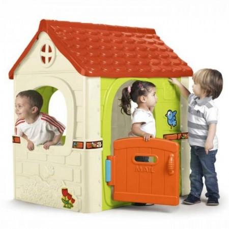 Feber Fantasy House Children Play Centre Play house - Green